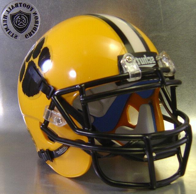 Schutt Helmet upgrade, bumpers chinstrap