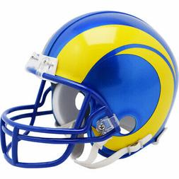 LA RAMS 2020 Riddell VSR4 Mini NFL Football Helmet