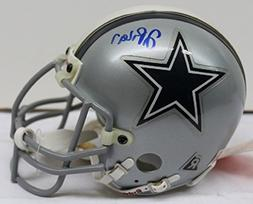 La'Roi Glover Signed Mini Helmet Autographed Cowboys 42273s1