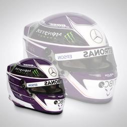 Lewis Hamilton 2020 Mini Helmet Mercedes AMG F1 1:2 Scale *
