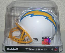 los angeles chargers nfl vsr4 replica mini
