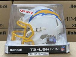 LOS ANGELES CHARGERS - Riddell Speed Mini Helmet 2020 DESIGN