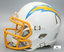 LOS ANGELES CHARGERS - Riddell Speed Mini Helmet 2020 DESIGN