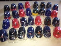 LOS ANGELES DODGERS  Lot of 40 MLB MINI SNACK HELMET ICE CRE