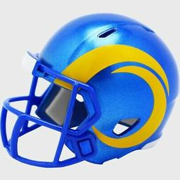 Los Angeles Rams 2020 Riddell Mini Revolution Speed Pocket P