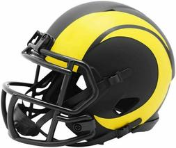 LOS ANGELES RAMS 2020 NEW STYLE ECLIPSE REPLICA MINI HELMET