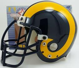 Los Angeles Rams SharCo Authentic Miniatures Riddell Mini He