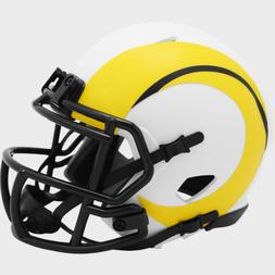 Los Angeles Rams Lunar Eclipse Alternate Riddell Speed Mini