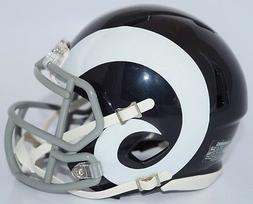 c9e98d6fa Riddell LOS ANGELES RAMS NFL Revolution SPEED Mini Football