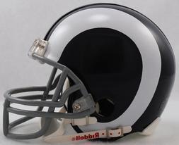 St. Louis Rams 1965-72 Throwback Replica Mini Helmet w/ Z2B