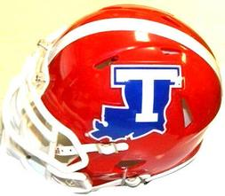 Louisiana Tech Bulldogs Riddell NCAA College Football Team S