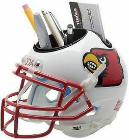 LOUISVILLE CARDINALS  - Mini Helmet Desk Caddy