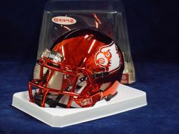 Louisville Cardinals Red Chrome Riddell NCAA College Footbal
