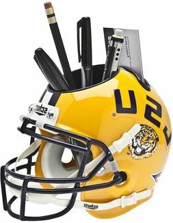 LSU TIGERS - Mini Helmet Desk Caddy