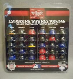 Rawlings Major League Baseball Batting Helmet Standings Boar