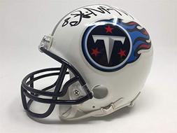 Marcus Mariota Signed Autographed Titans Mini-Helmet JSA