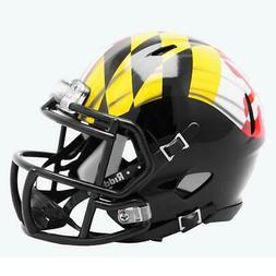 Maryland Terrapins Mini Speed Replica Helmet  NCAA Miniature