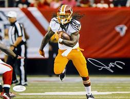 Matt Jones Autographed Washington Redskins 8x10 Running Phot