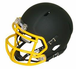 matte black with gold mask blank revolution