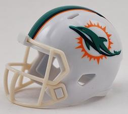 MIAMI DOLPHINS NFL Riddell Speed MICRO / POCKET-SIZE / MINI