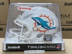 MIAMI DOLPHINS - Riddell Speed Mini Helmet