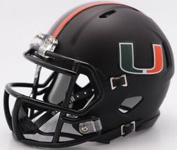 Riddell MIAMI HURRICANES NCAA Revolution SPEED Mini Football