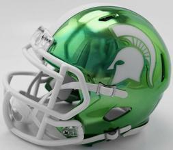 Michigan State Spartans 2018 Alternate Chrome NCAA Riddell S