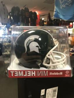 Michigan State Spartans RIDDELL NCAA MINI  FOOTBALL HELMET