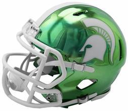 Michigan State Spartans NCAA Speed Chrome Alternate Replica