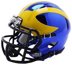 Michigan Wolverines NEW 2018 Alternate Chrome NCAA Riddell S