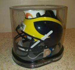 MICHIGAN WOLVERINES - Schutt  Mini Helmet Desk Caddy