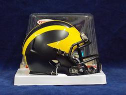 Michigan Wolverines Riddell NCAA College Football Team Speed