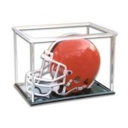 Mini Football Helmet Display Case Pro-Mold Holder!