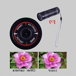ACOSUN Mini F9 5MP HD 1080P H.264 Waterproof Sports DV Camer