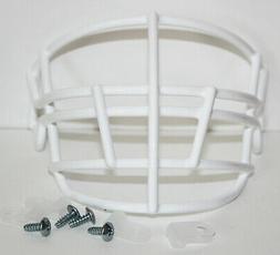 Mini Helmet Face Mask NJOP DW LT - White