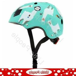 Mini Hornit Lids Kids Bicycle Helmet Lama Small: 48-53cm