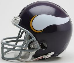 Riddell Minnesota Vikings Mini Replica Throwback Helmet - Mi