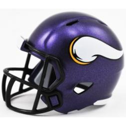 1f05f572 MINNESOTA VIKINGS NFL Riddell Speed POCKET PRO MICRO/POCKET-