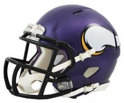 Minnesota Vikings Riddell OFFICIAL NFL Mini Speed Replica Fo