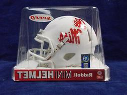 MISSISSIPPI OLE MISS  Speed Mini Helmet - Officially License