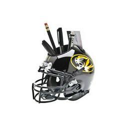 Missouri Tigers NCAA Football Schutt Mini Helmet Desk Caddy/