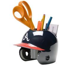 Schutt MLB Atlanta Braves Desk Caddy