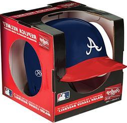 MLB Atlanta Braves Mini Replica Helmet, Blue
