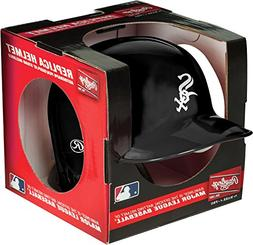 MLB Chicago White Sox Mini Replica Helmet, Black
