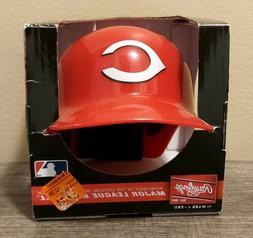 MLB Cincinnati Reds Mini Replica Helmet, Red