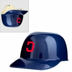 MLB Cleveland Indians Mini Batting Helmet Ice Cream Snack Bo