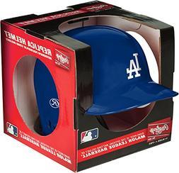 Rawlings MLB Los Angeles Dodgers Mini Replica Helmet, Blue