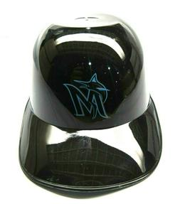 MLB Miami Marlins ALT Mini Batting Helmet Ice Cream Snack Bo
