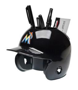 mlb miami marlins batter helmet