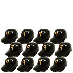 MLB Mini Batting Helmet Ice Cream Sundae/ Snack Bowls, Pirat